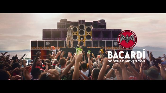 BACARDÍ, Major Lazer & Anitta Announce the Global Debut of a Brand-New Summer Anthem, 'Make It Hot'