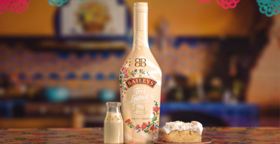 Baileys Tres Leches Launches with Latin American Inspired Design by Vault49