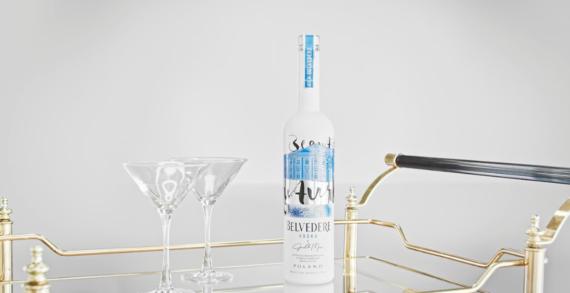 Belvedere Vodka and Janelle Monáe Debut Stunning Limited-Edition Bottle