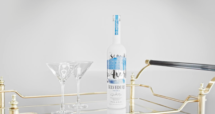 Belvedere Vodka and Janelle Monáe Debut Stunning Limited-Edition Bottle