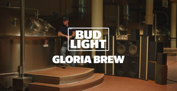"Bud Light Creates Special ""Gloria Brew"" to Toast the St. Louis Blues"