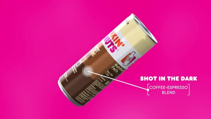 Dunkin' Dispenses Caffeinated 'Human Chargers' in Battery Beverage Stunt