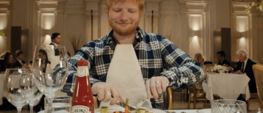 Ed Sheeran Shares His Love of Ketchup in Heinz's 'Ed Chup' Campaign