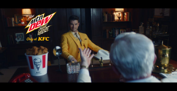 Mountain Dew Introduces Sweet Lightning Available Exclusively at KFC