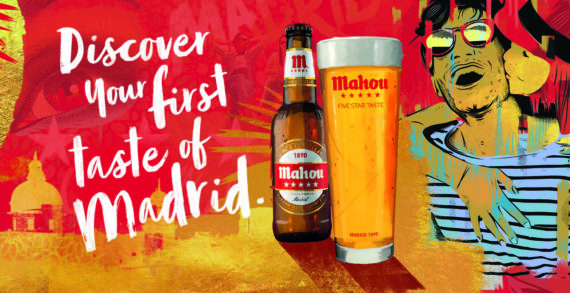 Mahou Brings Taste of Madrid to UK with the Mahou Sundown Series
