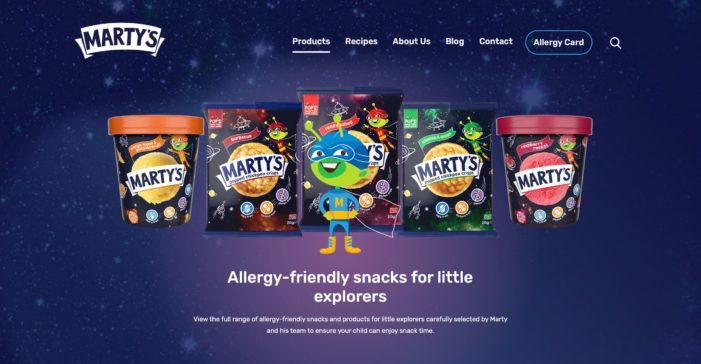 LAB Launches Digital Platform and Social Content for Danone's New Allergy-Friendly Kids' Product Range