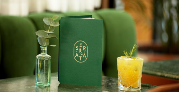 & SMITH Delivers Identity for Serata Hall, the Latest Bar in the Albion & East Family