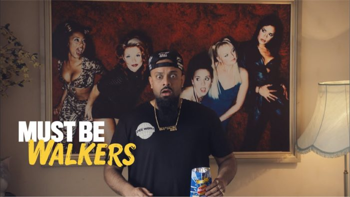 The UK's Top Spice Girls Fan Remains at Large After Walkers Ad Stunt by AMV BBDO