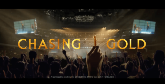 Taco Bell is 'Chasing Gold' in this Darren Criss-Fronted Mockumentary Trailer