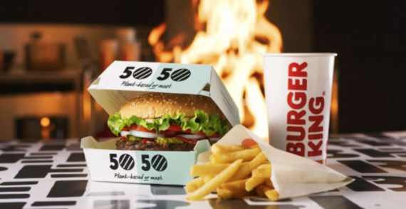 Burger King's 50/50 Menu Won't Tell You if You're Eating Plant-Based or Not