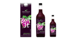 Beet It Organic Unveils a Healthy New Design