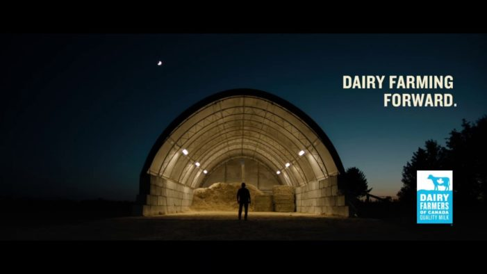 Dairy Farmers of Canada Launches Forward-Thinking Myth-Busting Campaign