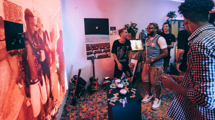 Desperados Doubles the Size of a Small Spanish Apartment to Create One Epic House Party