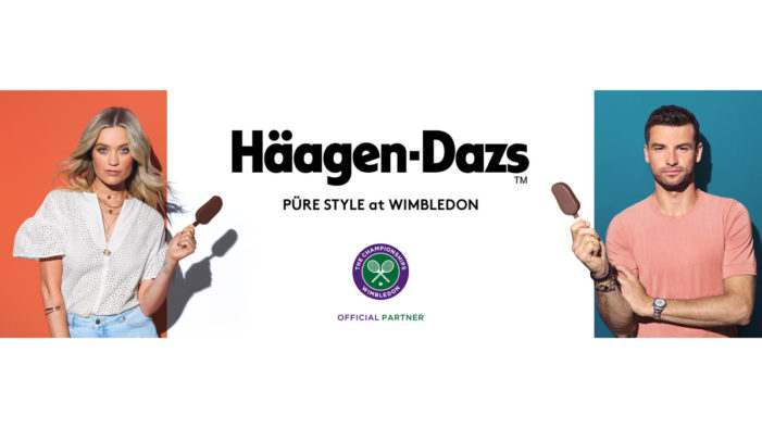 Space Delivers a Summer of Püre Style for Häagen-Dazs
