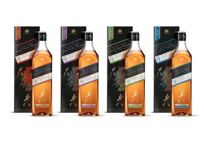 Explore the Flavours of Scotland with the Johnnie Walker Black Label Origin Series