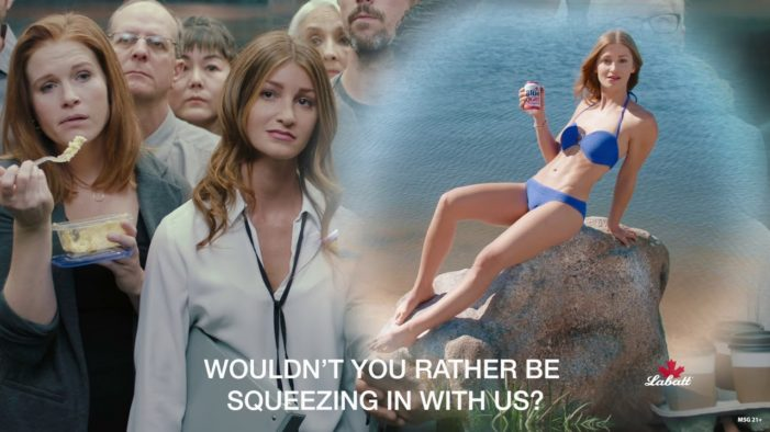 Burns Group Unveils New 'Seize the Lake' Campaign for Labatt