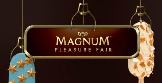 Magnum Launches Unilever's First Snapchat AR Game 'Magnum Pleasure Fair'