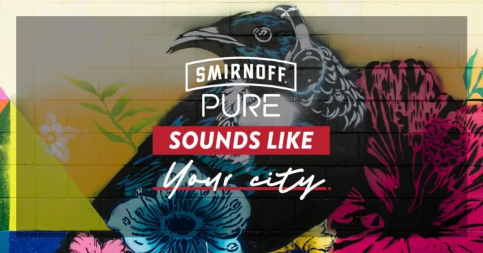 Smirnoff Pure Helps Kiwis Discover the Unique Sounds of Their Area in New Work by YoungShand