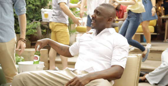 Idris Elba Urges People to 'Summer Like You're on Vacation' with Stella Artois