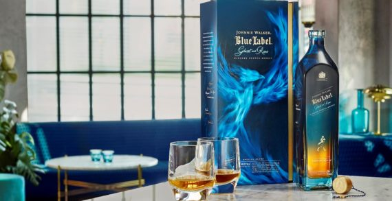 Introducing the Limited Edition Johnnie Walker Blue Label Ghost and Rare Glenury Royal