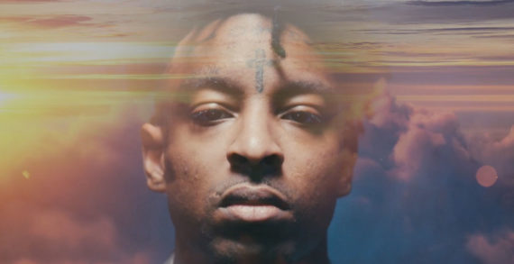 """Tequila Avión Teams with 21 Savage for New """"Depart. Elevate. Arrive."""" Campaign"""