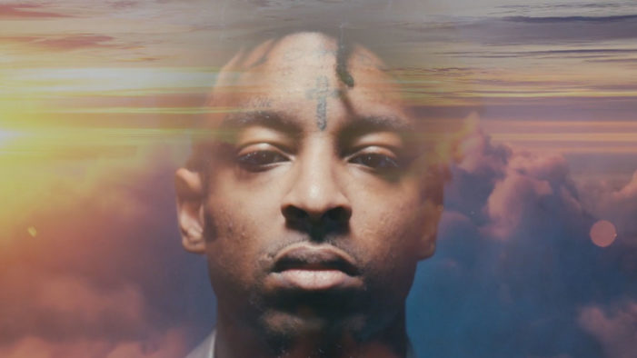 "Tequila Avión Teams with 21 Savage for New ""Depart. Elevate. Arrive."" Campaign"