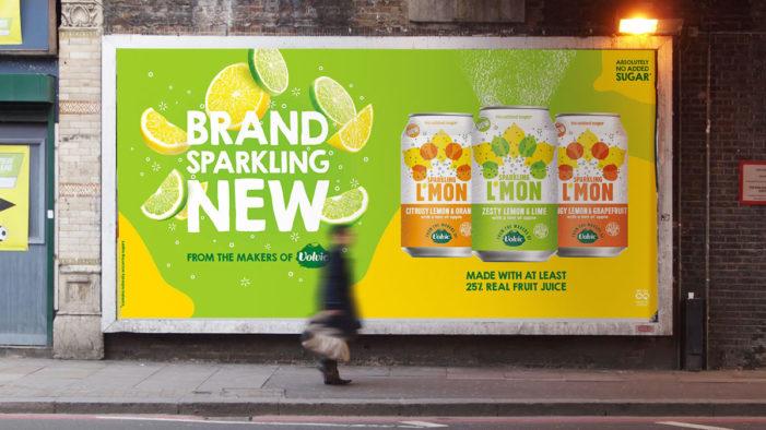 Impero Unveils Disruptive OOH Campaign for New Danone Drink – L'MON