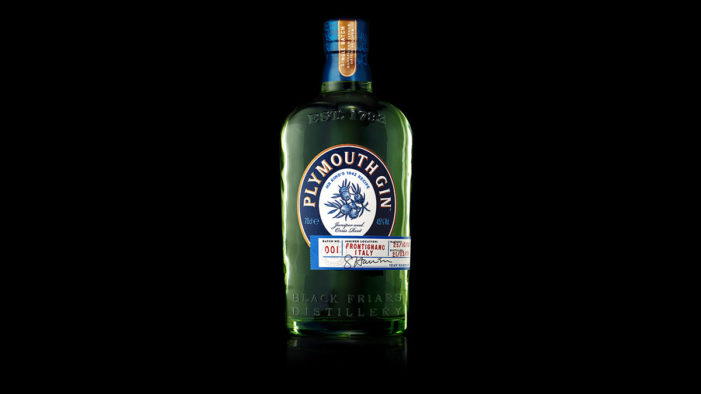 B&B Studio Finds Inspiration in 170-Year-Old Recipe for Limited Edition Plymouth Gin Range