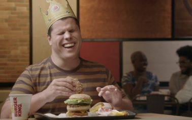 Burger King in Brazil Breaks New Ground with Ad Featuring Blind Customer