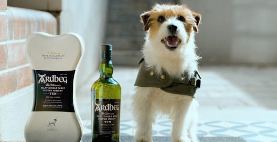 Ardbeg's Loyal Canine Mascot 'Shortie' Fronts Father's Day Film by Endeavor Global Marketing
