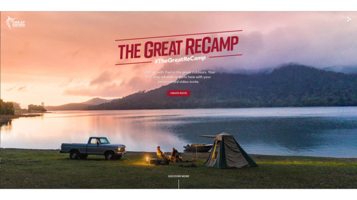 Great Northern Brewing Co. Launches 'The Great Recamp' for Father's Day