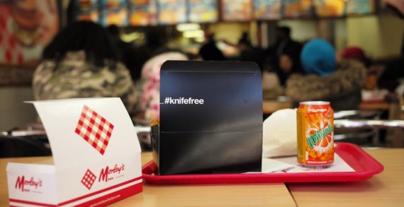 Special #KnifeFree Chicken Boxes Launched Across the UK