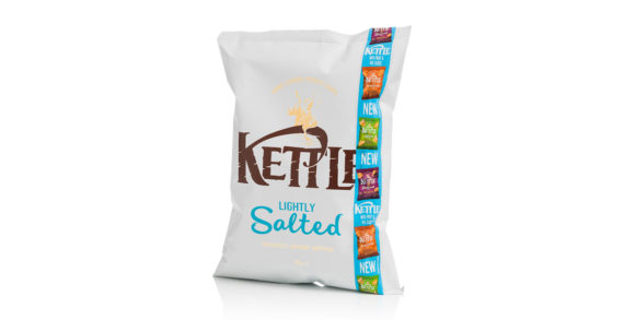 Essentra's RE:CLOSE Tape Delivers Promotional Impact for KETTLE Foods