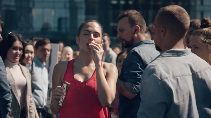 Galaxy Empowers Customers to Make More Time for Pleasure with Unapologetic Ad
