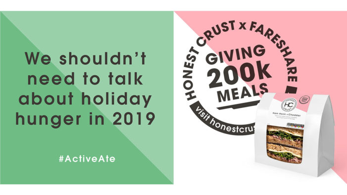 Honest Crust Food Helps FareShare Tackle Holiday Hunger This Summer