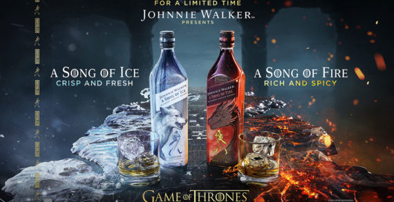 Johnnie Walker Unveil Two New Limited Edition Whiskies Marking the Enduring Legacy of Game of Thrones