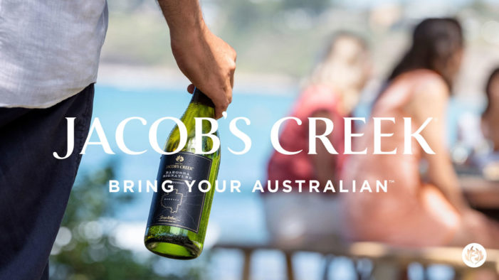 Jacob's Creek Says 'Bring Your Australian' in New Global Masterbrand Campaign