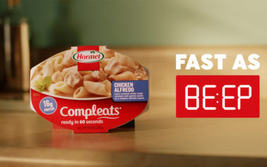 The Makers of Hormel Compleats Microwave Meals Announce New Ad Campaign