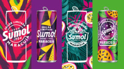 BrandMe Provides a Vibrant Design for Sumol's Limited Edition Summer Range