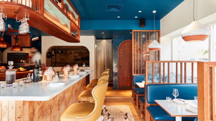 DesignLSM Create the Interior Design and Brand Identity for New Turkish Barbekü Concept Tahini