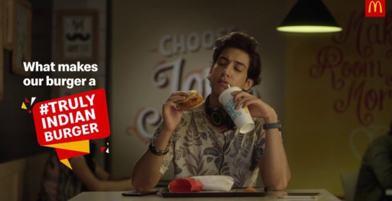 McDonald's and 22feet Tribal Worldwide Reveal Story of the #TrulyIndianBurger this Independence Day