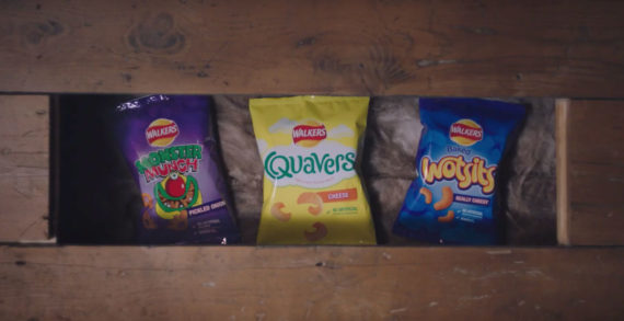 Walkers-Owned Wotsits, Monster Munch and Quavers Return to TV After a Decade in New Ad by AMV BBDO