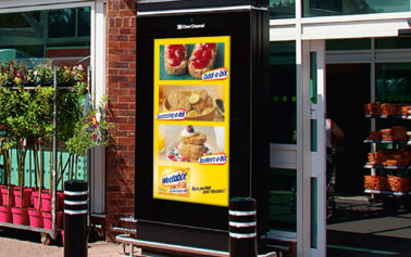 Weetabix Turbo Charges Any-Which-Way-A-Bix Campaign