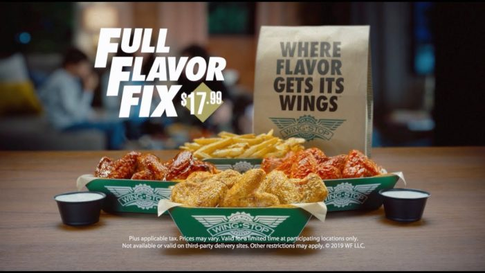 Wingstop Brings the Flavour in New Campaign from Leo Burnett Chicago