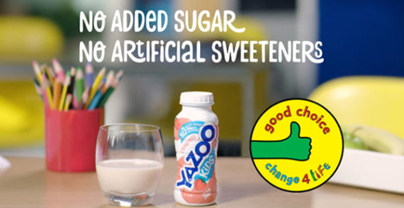 YAZOO Announces Support for Change4Life