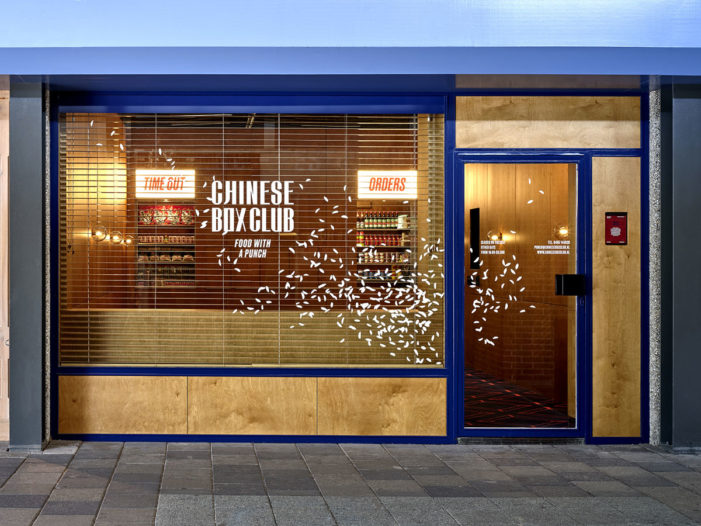 Zware Jongens Transforms Dusty Chinese Takeaway into a Future Proof Concept