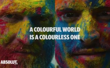 Absolut and Lowe Lintas India Drive the Message that a Colourful World is a Colourless One