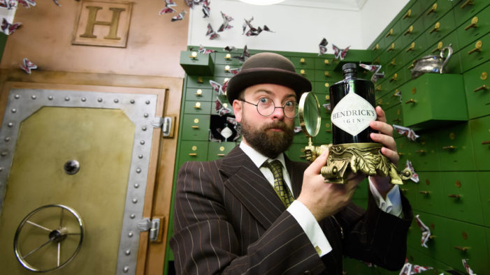 Hendrick's Gin Announces Second 'Portal to the Peculiar' and Invites the Curious to Embrace the Delectable