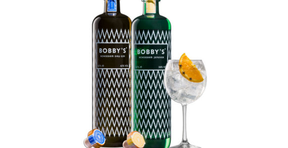 Spirit Cartel Goes Double Dutch with Indonesian-Influenced Bobby's Schiedam Dry Gin and Jenever