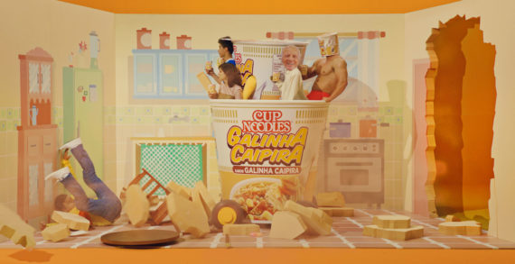 Dentsu Brazil Campaign Creates Dispute Between Two Nissin Lámen Products